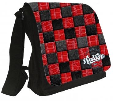 Damentasche Denim Vintage Schultertasche Tasche  Umhängetasche #MR60