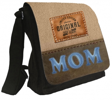 Damentasche Denim Vintage Schultertasche Tasche  Umhängetasche #MR67